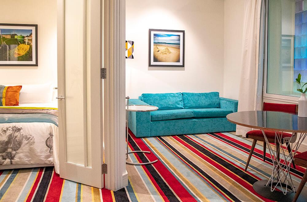 Courtyard Suite Hotel DeBrett