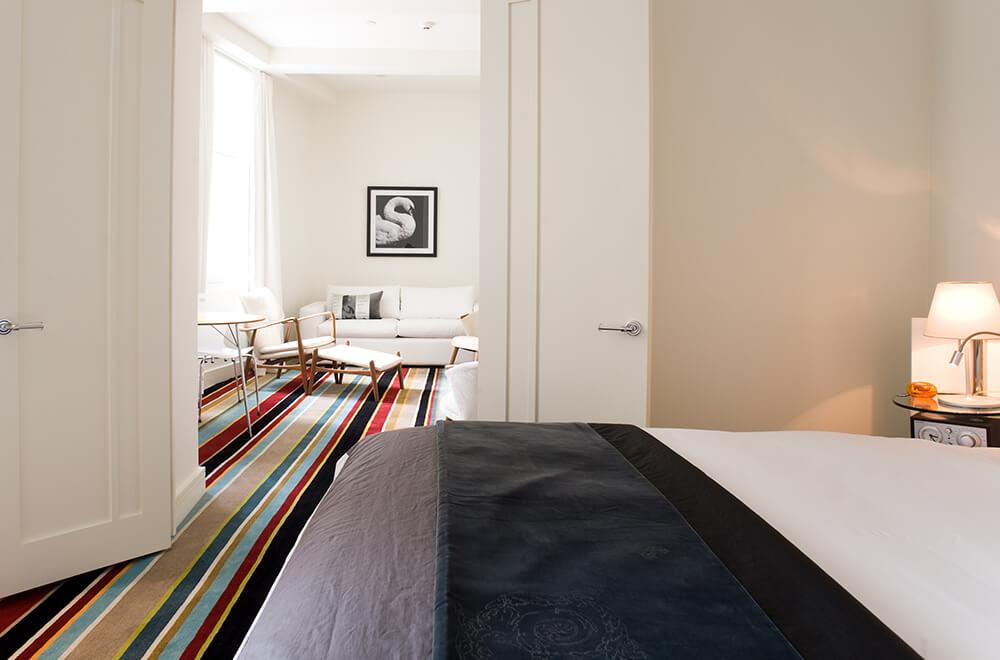 Deluxe Suite Hotel DeBrett