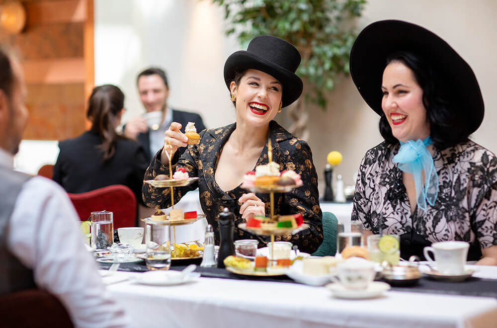 High Tea Ladies