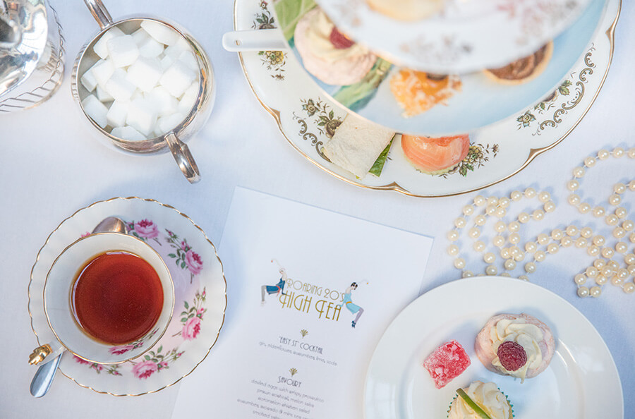 Roaring 20's High Tea