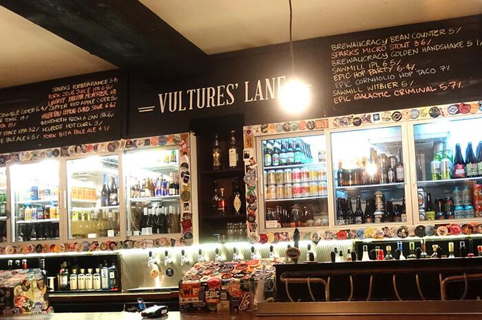 Vultures Lane