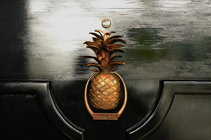 Pineapple on Parnell