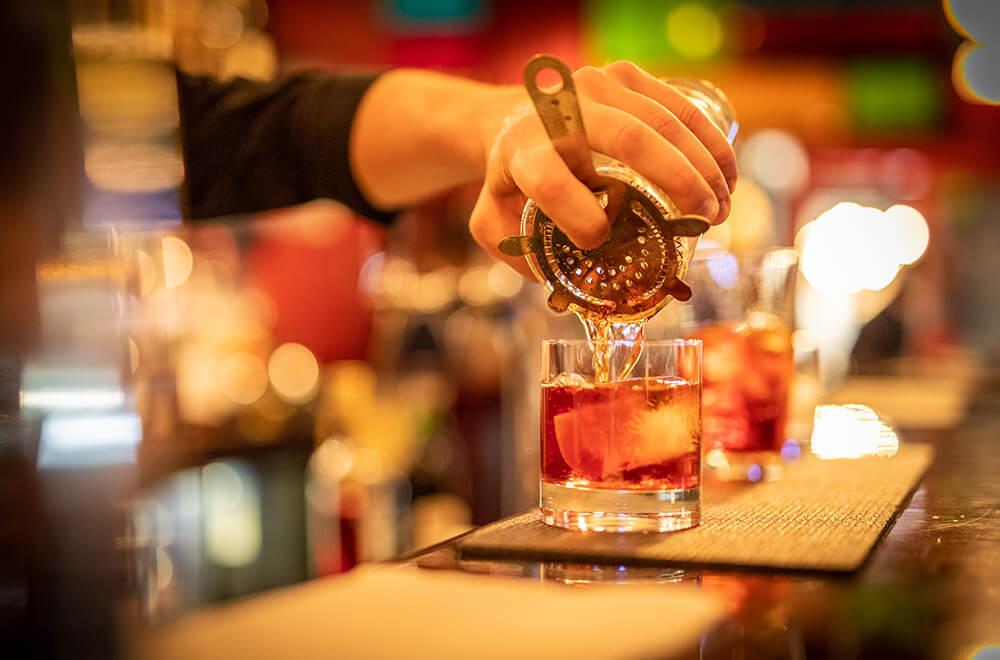 Cornerbar Cocktail